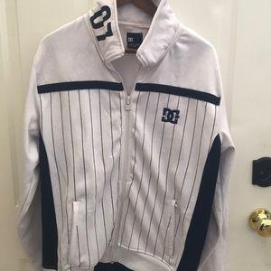 Vintage DC zip front jacket